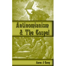 Antinomianism and the Gospel