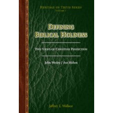 Defining Biblical Holiness