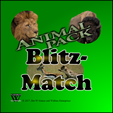 Blitz-Match - Animal Pack