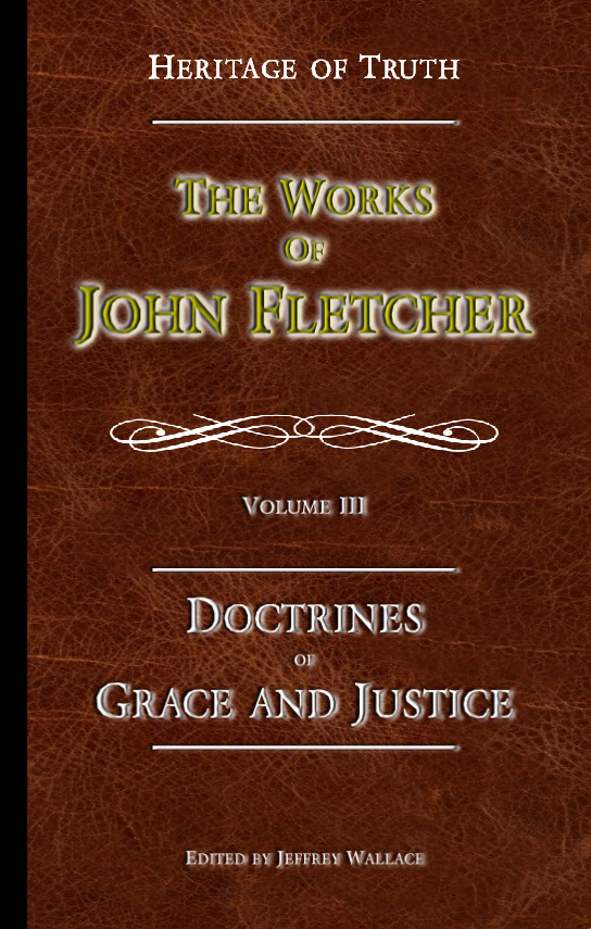 The Doctrines of Grace and Justice